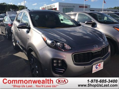 New 2018 Kia Sportage SX Turbo AWD