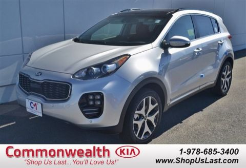 New 2018 Kia Sportage SX Turbo