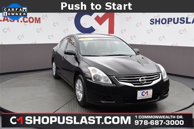Pre-Owned 2012 Nissan Altima 2.5