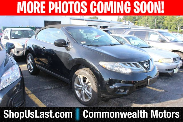 Pre Owned 2011 Nissan Murano CrossCabriolet