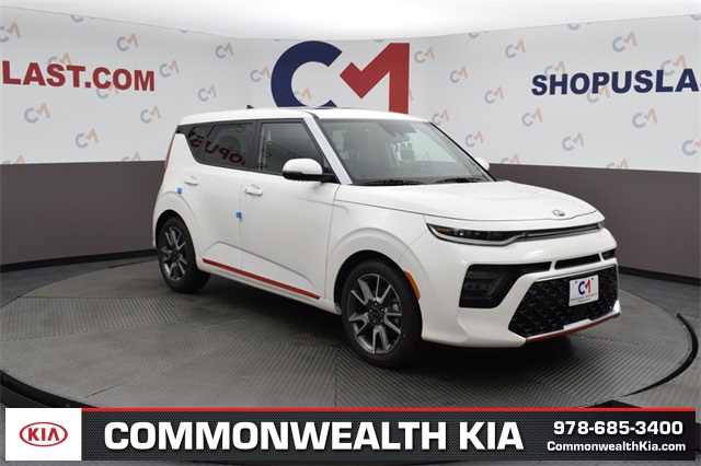 New 2020 Kia Soul Gt Line Turbo 4d Hatchback In Lawrence K1122