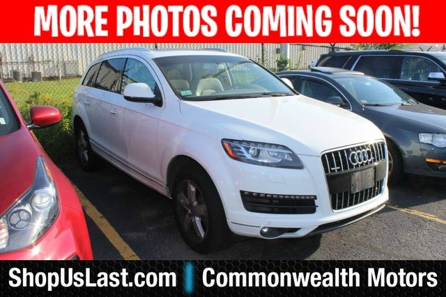 PreOwned Audi Q D Sport Utility In Lawrence VA - Commonwealth audi