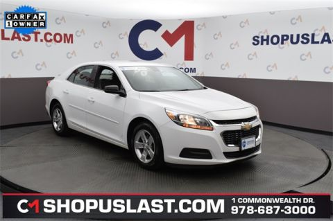Certified Pre-Owned 2014 Chevrolet Malibu LS
